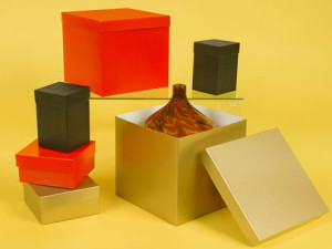 High Wall Gift Boxes and Lids