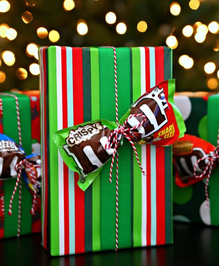 Candy gift packaging accessory