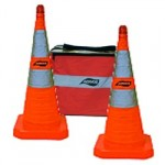 Compact Cone w/ Carry Case - 5 Pack