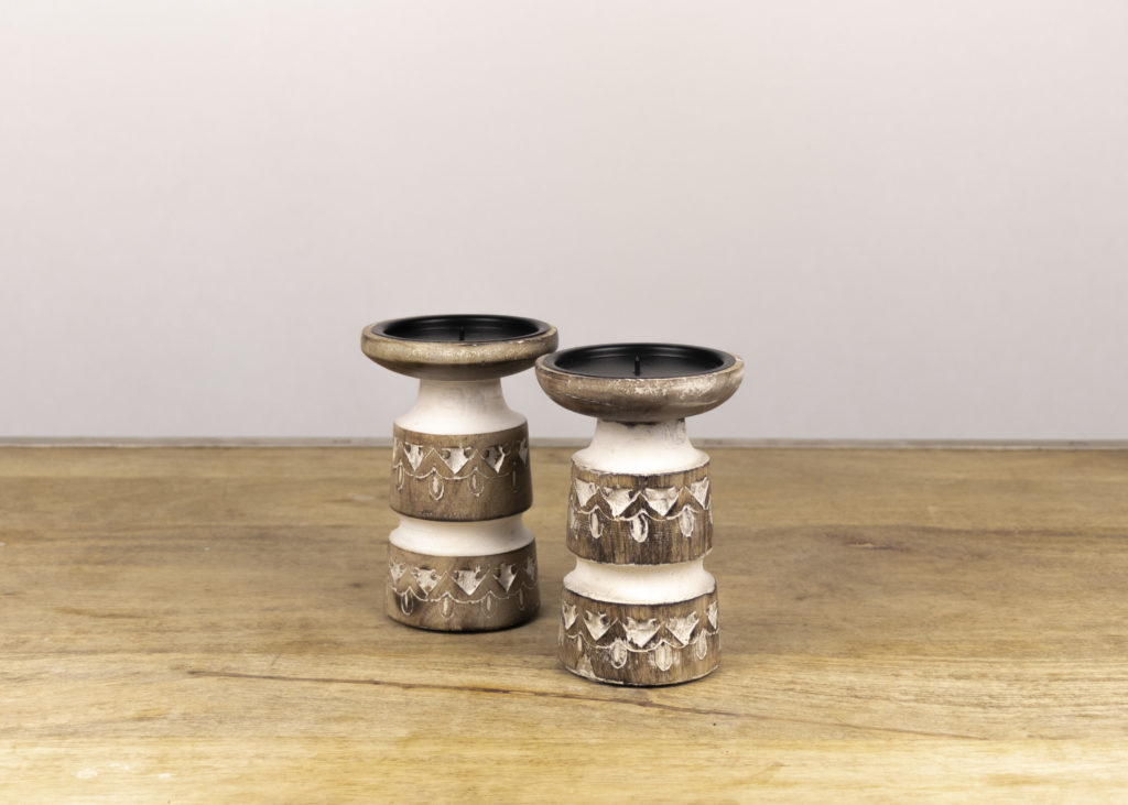 Pair of Candleholders (Travel Together)