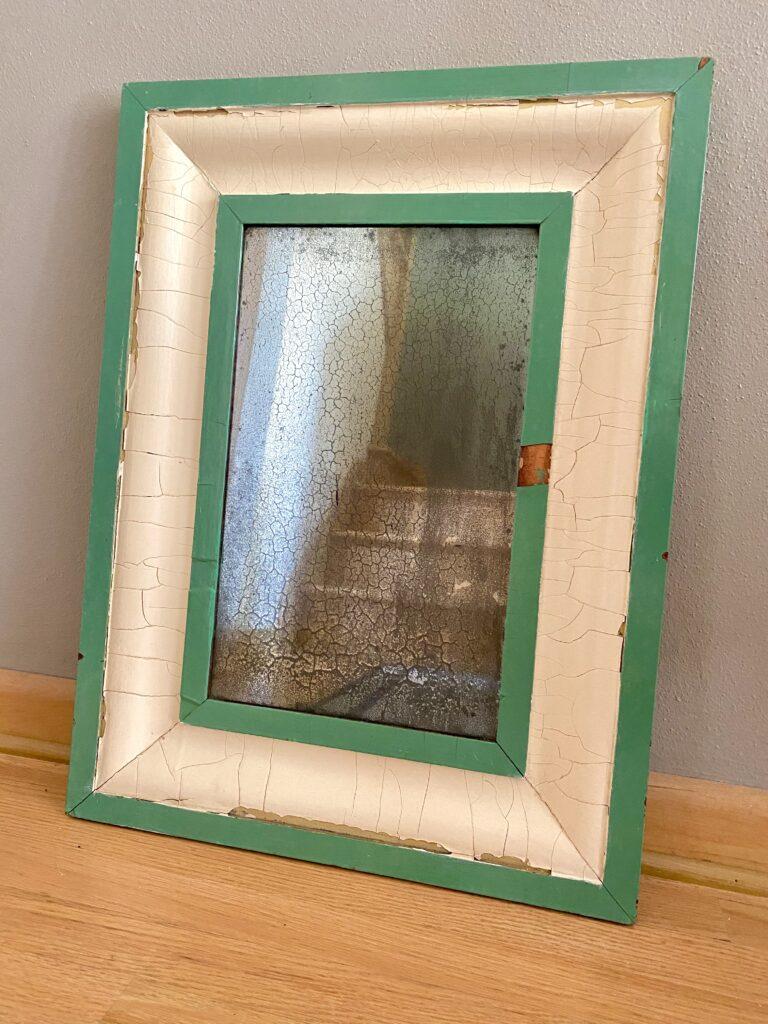 "Vintage Mirror (26""x20"")"