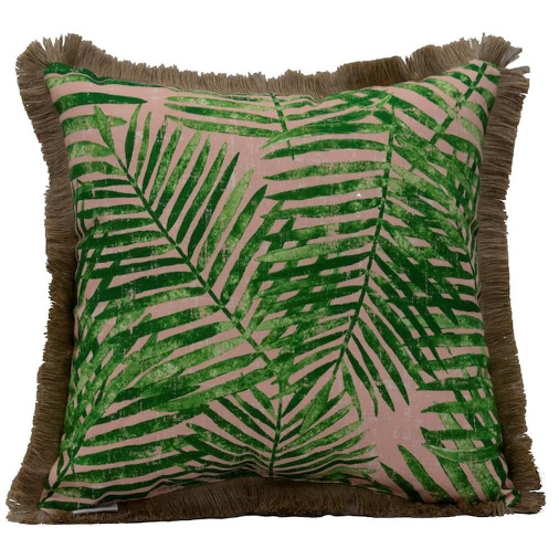 Palm Pillows (Qty 2)