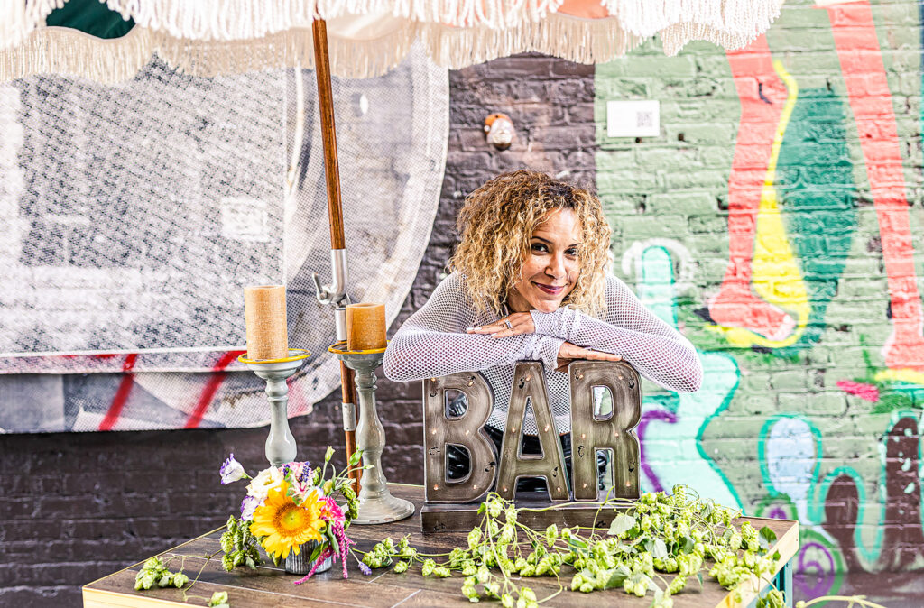 Black Cat Alley - Styled Shoot