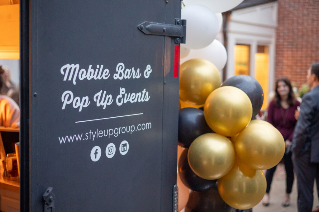 pop up events