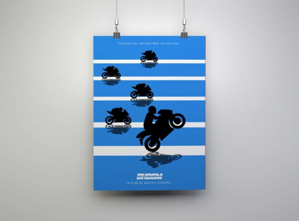 dhoom poster sale