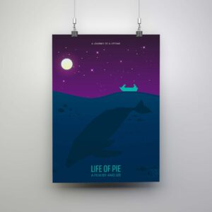 LIFE OF PIE poster sale