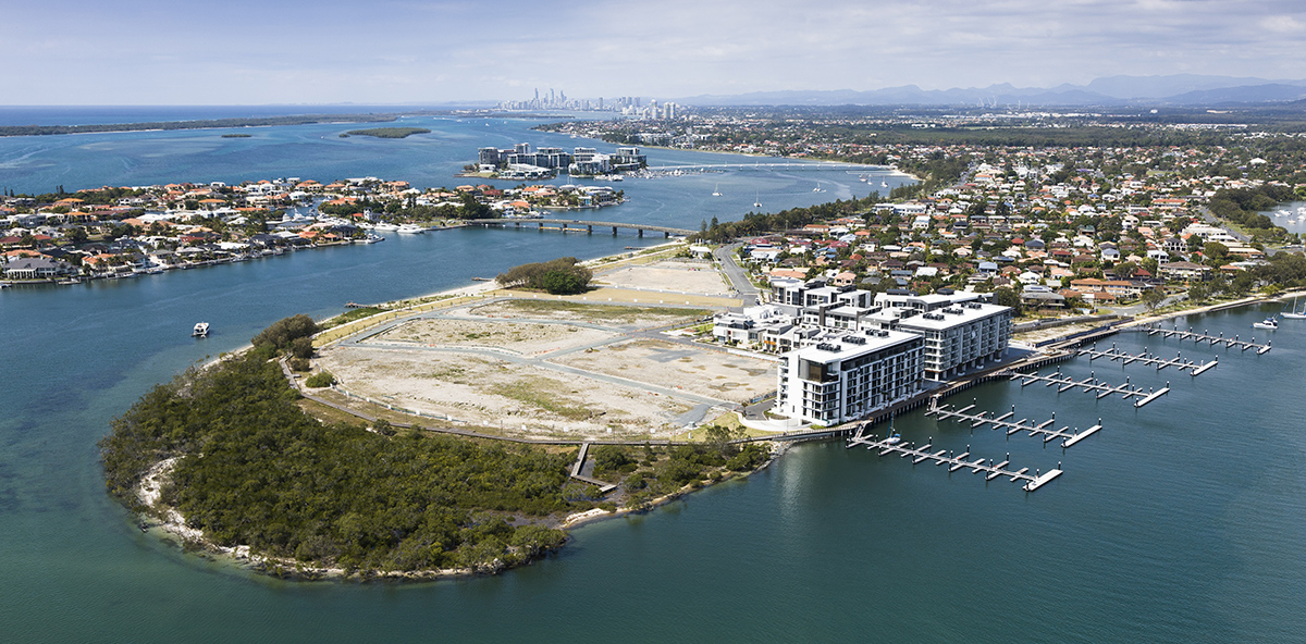Paradise Point Water Front Property Gold Coast