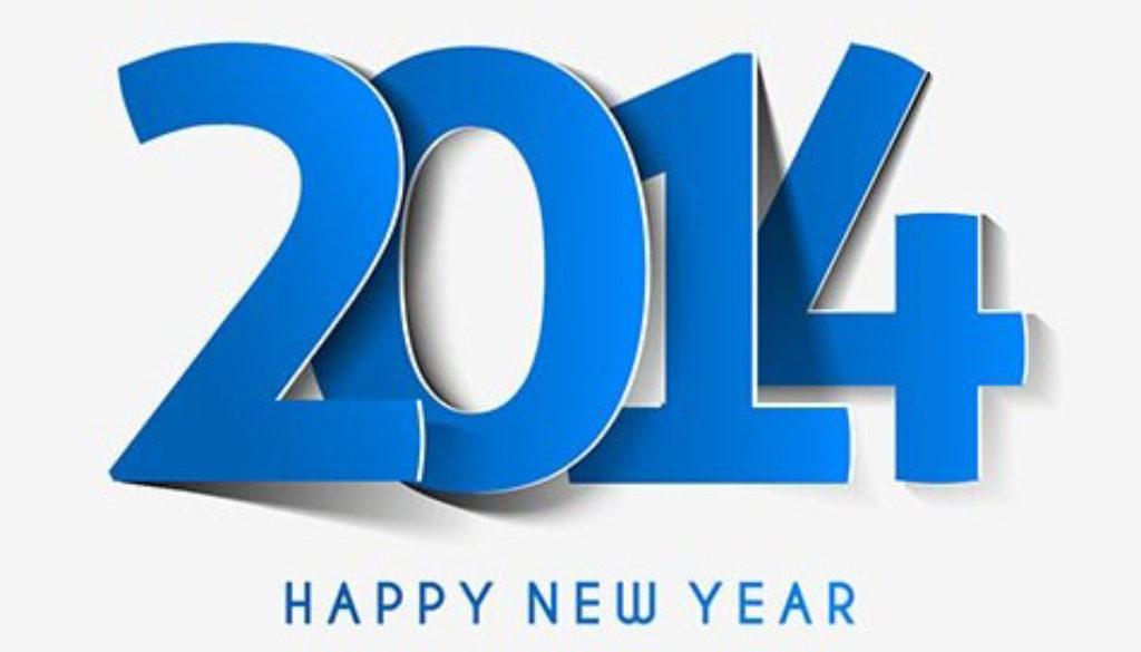 happy new year2014