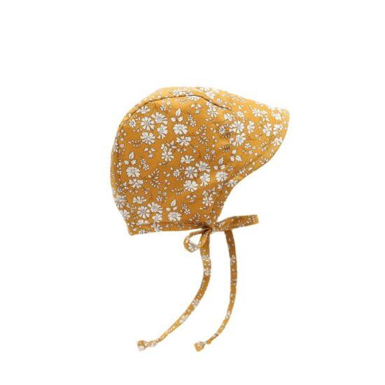 brimmed baby bonnet