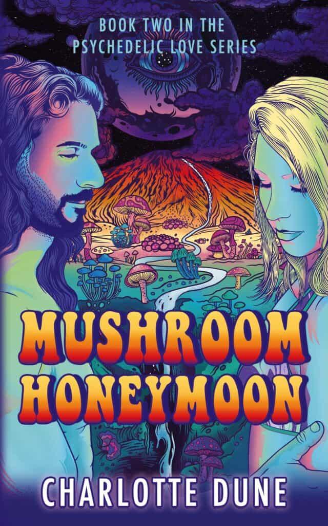 Mushroom Honeymoon book cover.