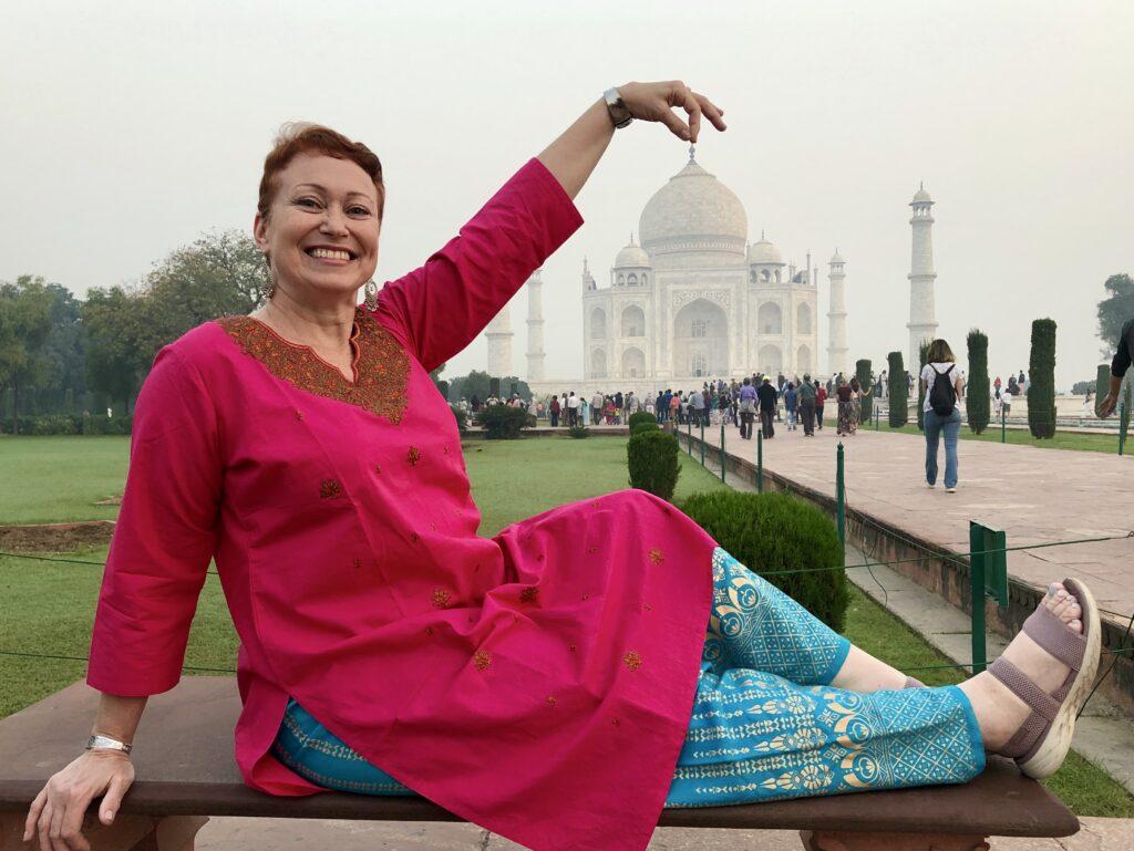 Visit the Taj Mahal