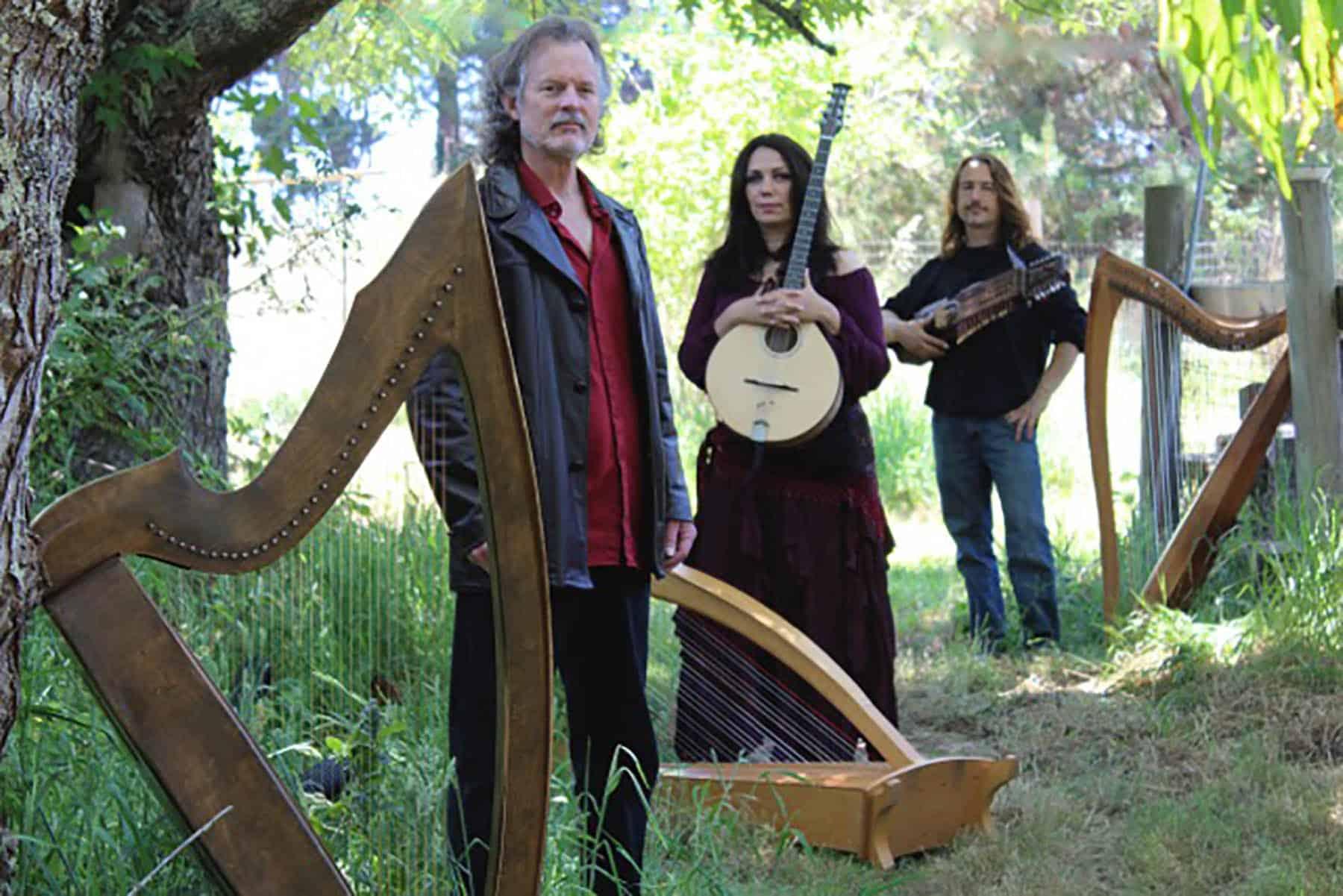 Celtic Harp Trio