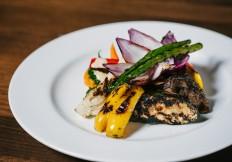 vegetarian risotto rimrock cafe whistler