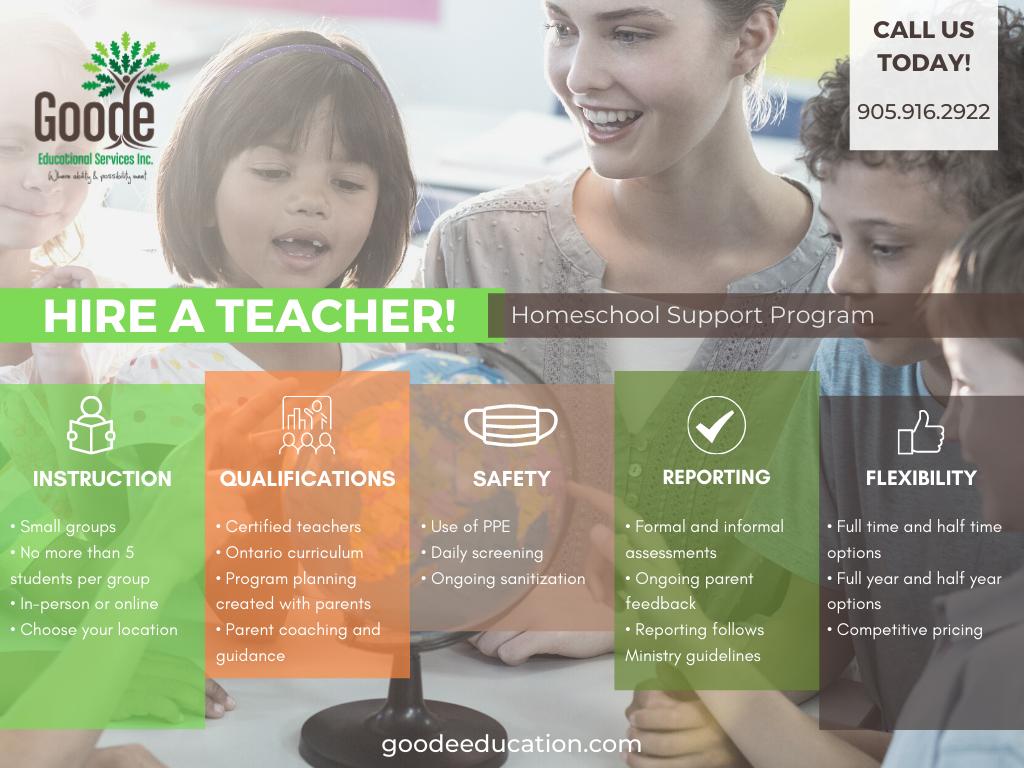 GES Hire A Teacher