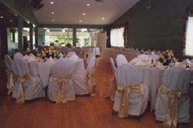 Tyrone Hills Golf Club Banquet Hall