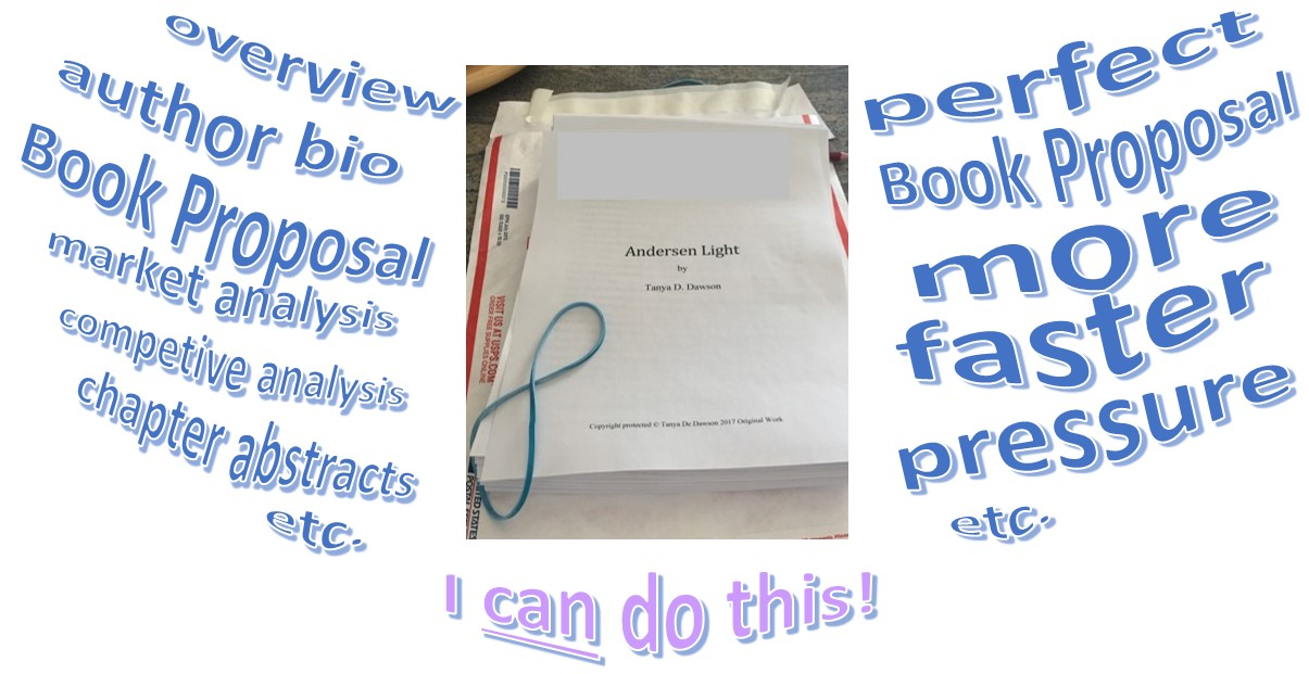 Lessons Learning – Book Proposal. Enough said.