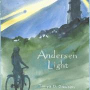 Andersen Light Book Cover Mockup