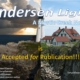 Andersen Light Accepted for Publication
