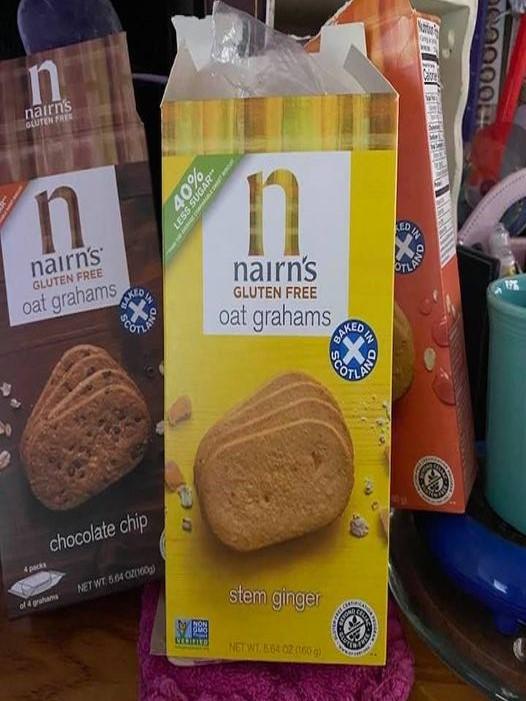 Nairn's Comfy Biscuit