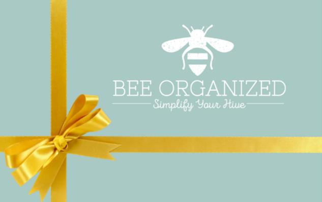Bee Organized San Francisco e-gift card
