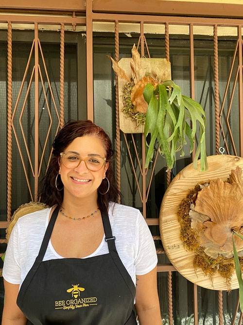 Lizbet Lopez portrait