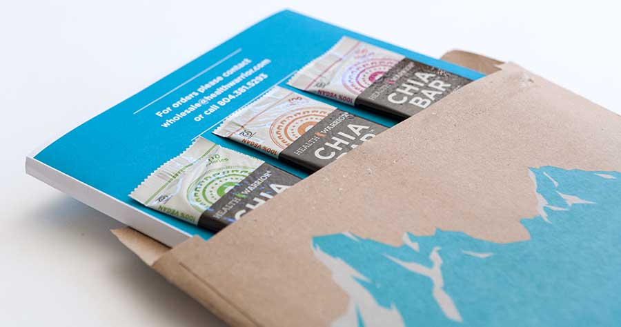 Direct mail packaging