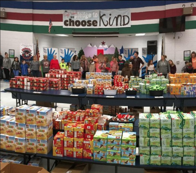 Kidz Power Pacs to Hold Monthly Food Packing Event