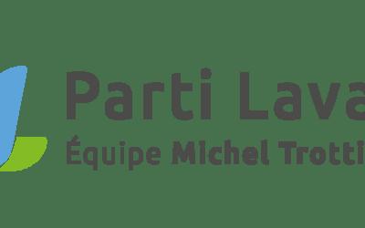 Trois dernières nominations pour Parti Laval – Équipe Michel Trottier qui proposera une équipe forte, paritaire et diversifiée en vue de l'élection à venir!  ACCUEIL Logo 1024px x 512px 01 400x250