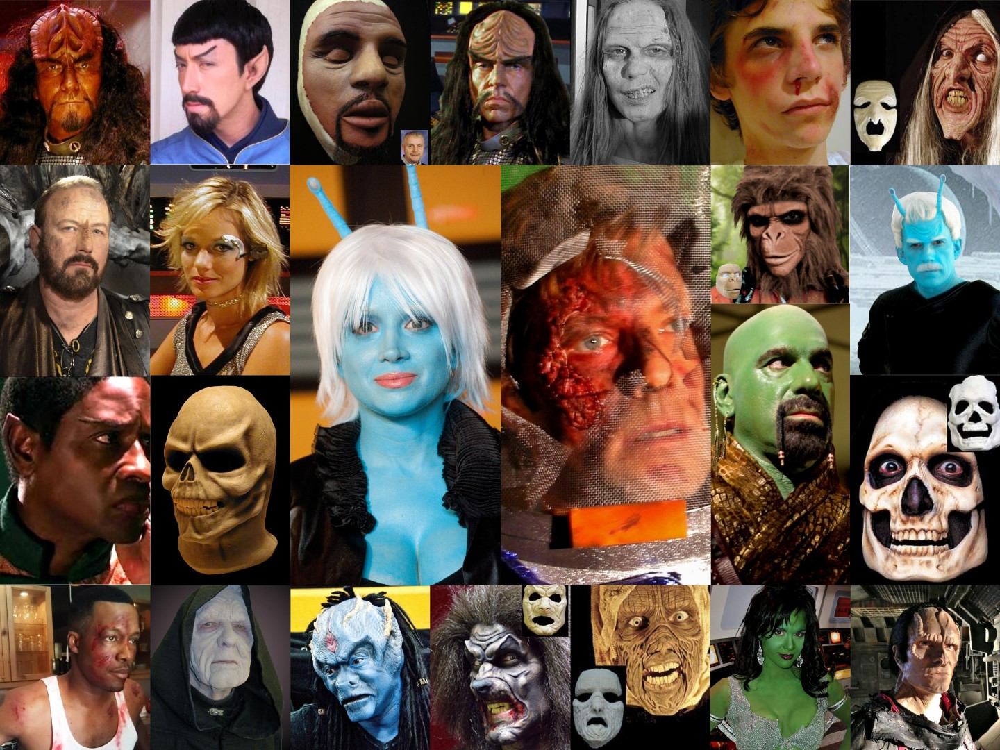 Complete Special Effects Makeup Kits