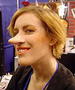 Fake Noses that Look Real