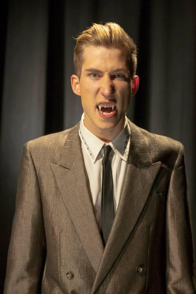 Talon Reid as Dominic Lucci, Lords of LA