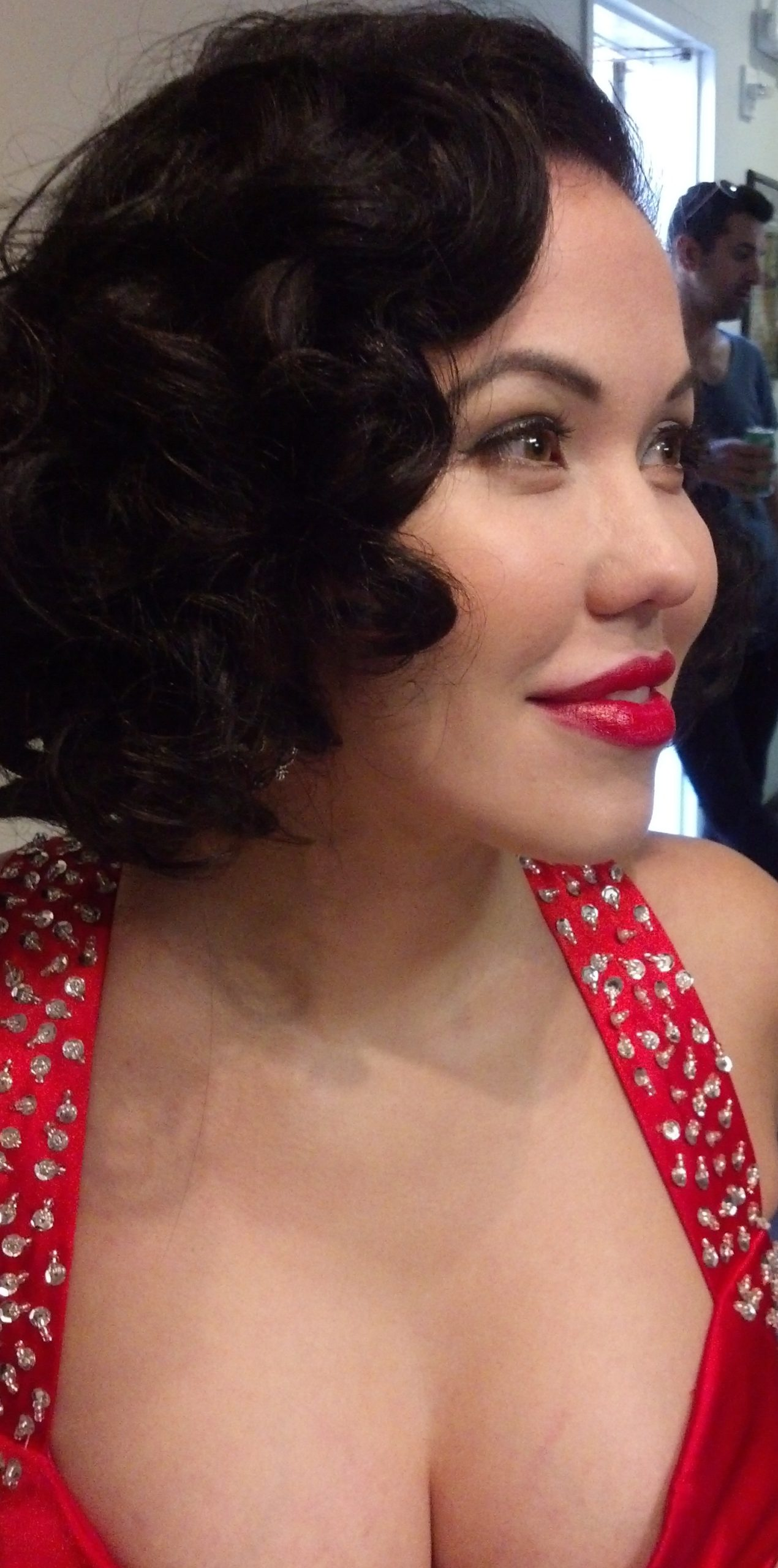 Maya Tremblay as Lena Morgan, Lords of LA