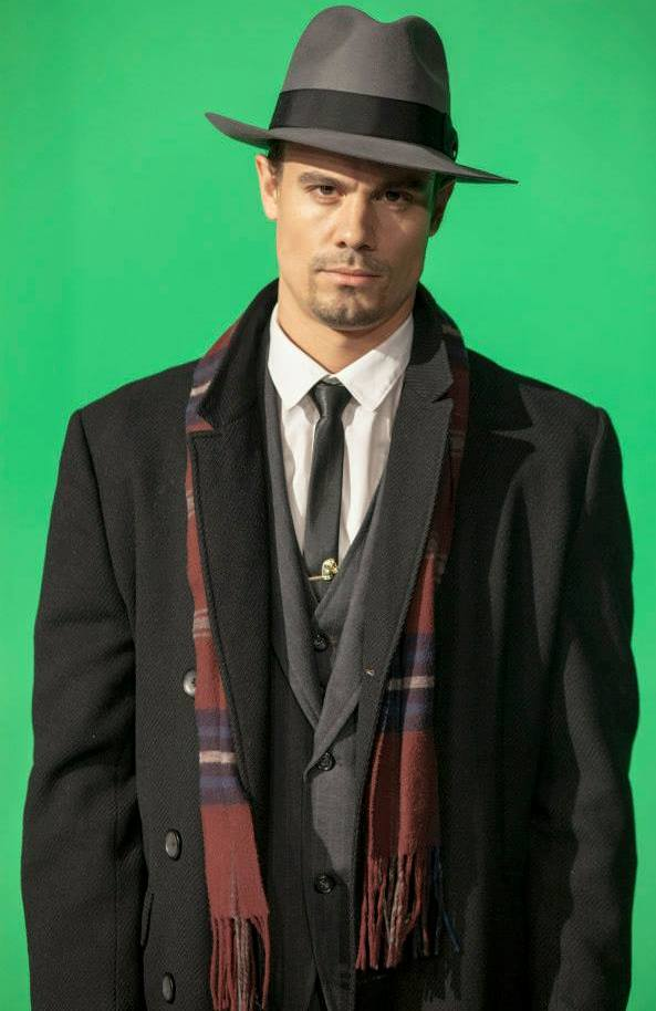 Gregory Michael as Dante Cainella, Lords of LA