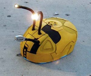 DRD Replica Inspired by Farscape, Grandslam DRD Race, Radio-controlled