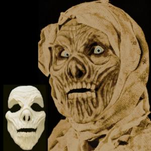 Mummy - Larry Bones Sculpt