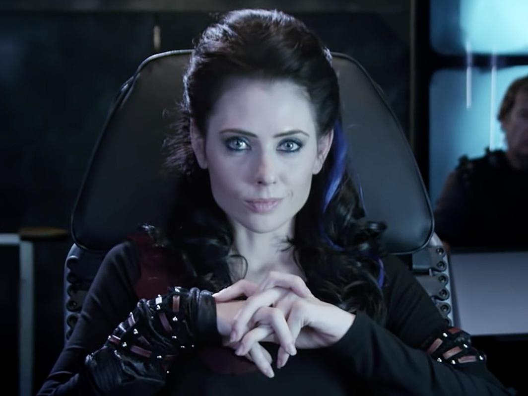 Adrienne Wilkinson as Lexxa, Star Trek Renegades