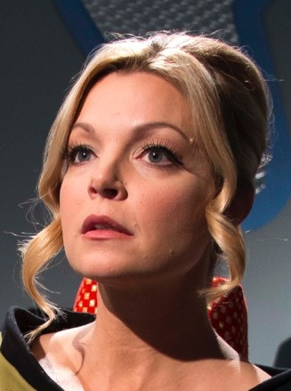 Clare Kramer in Star Trek Continues Ep 7. Embrace the Winds
