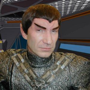 """""""Romulan"""" Inspired Kit"""