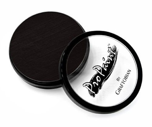 Black Raven Propaint™ Water-Activated Black Raven Makeup