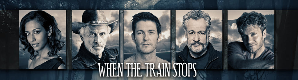 When The Train Stops Banner
