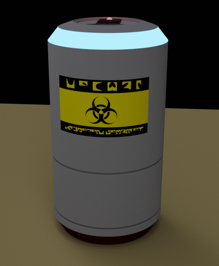 Bio Canister