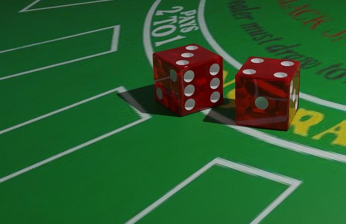 "Vegas ""Lucky 7"" Dice"