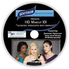 HD Makeup 101 DVD