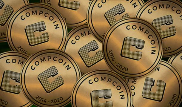 Compcoin brand refresh