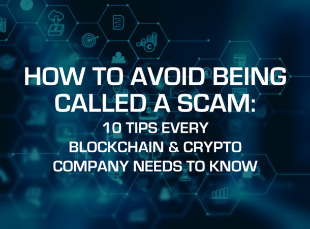 How to Avoid Being Called a Scam