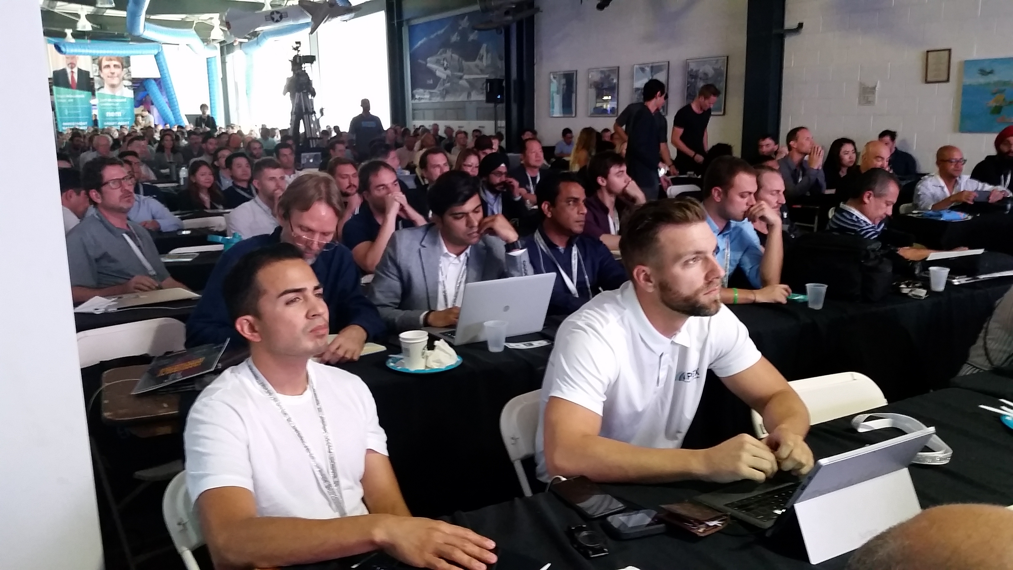 Block Con Blockchain Trends Audience