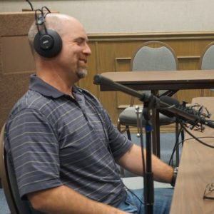 Picture of Tyler Smith, MD at the Joy of Medicine On Call Podcast Interview