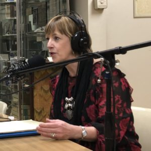 Portrait of Dr. Ruth Haskins at the Joy of Medicine On Call Podcast Interview