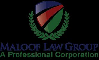 Company logo of Maloof Law Group: A professional Corporation