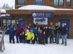 Physicians at SSVMS Ski Trip Social